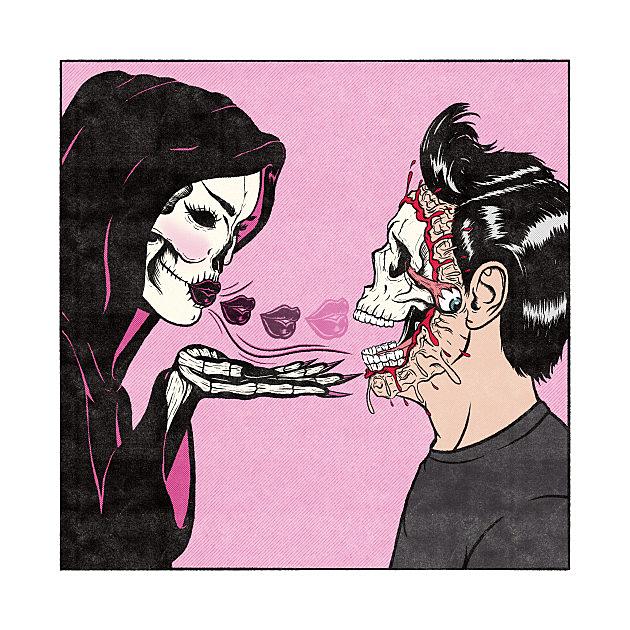 TeePublic: Kiss of Death