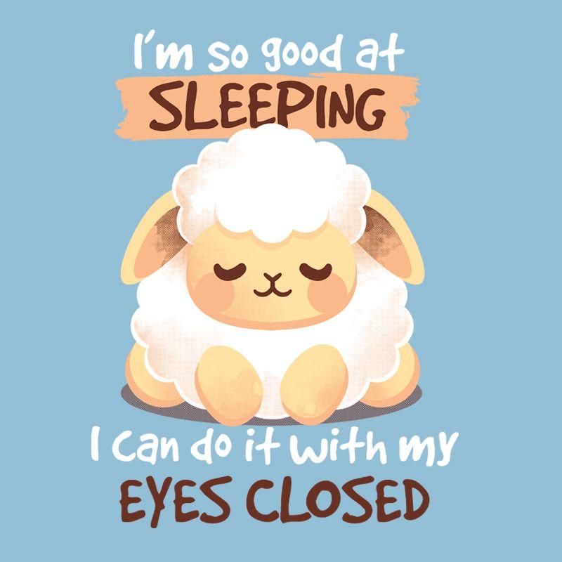 Pampling: Sleeping Sheep