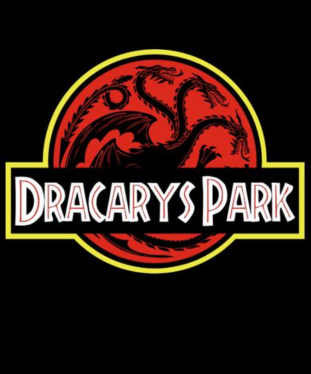 Qwertee: Dracarys Park