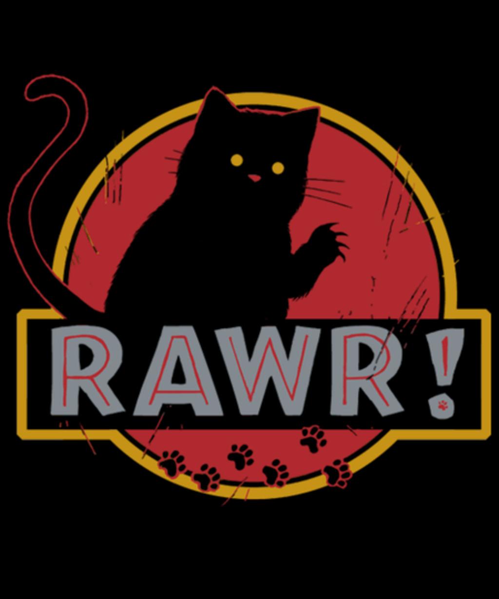 Qwertee: Rawr!