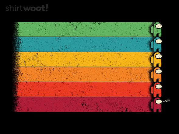 Woot!: Vintage Sus