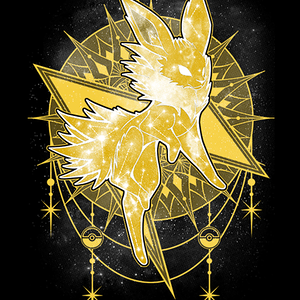 Qwertee: Starry Sky of Lightning