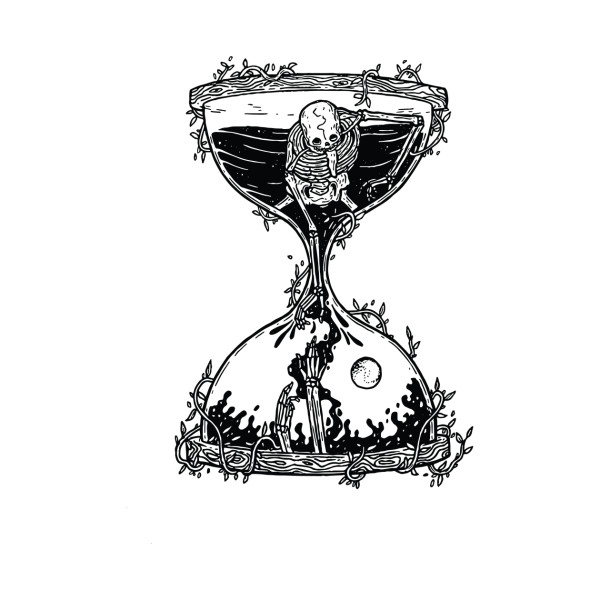 TeePublic: Out of time