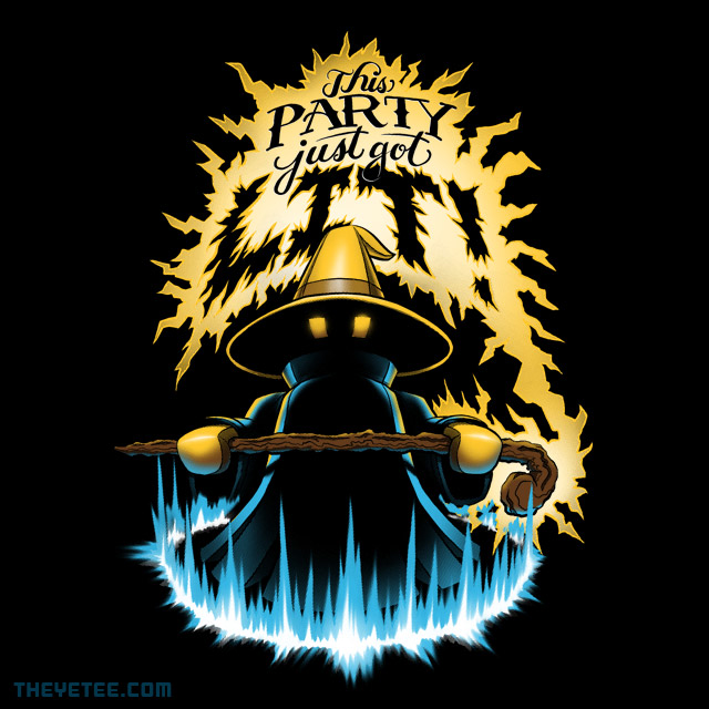 The Yetee: This Party Just Got Lit!