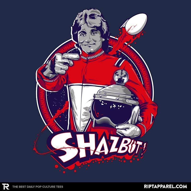 Ript: SHAZBOT