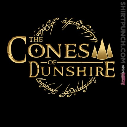 ShirtPunch: The Cones Of Dunshire