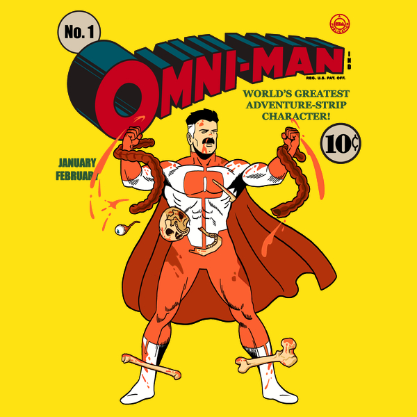 NeatoShop: Super Omni-Man
