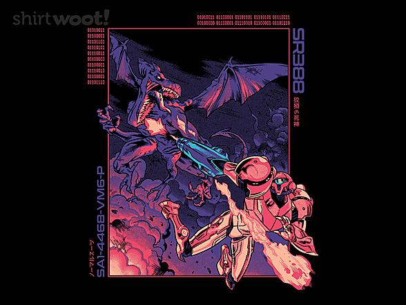 Woot!: Burning the Night