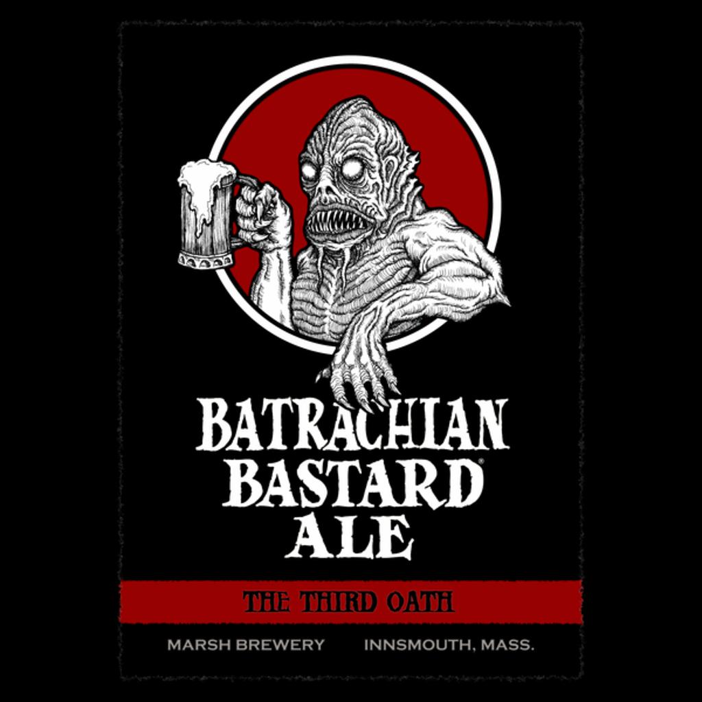 NeatoShop: Batrachian Bastard - Azhmodai 2018