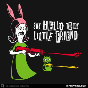 Ript: Say Hello to My Little Friend!