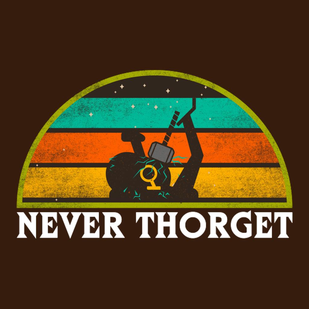 NeatoShop: Never Thorget