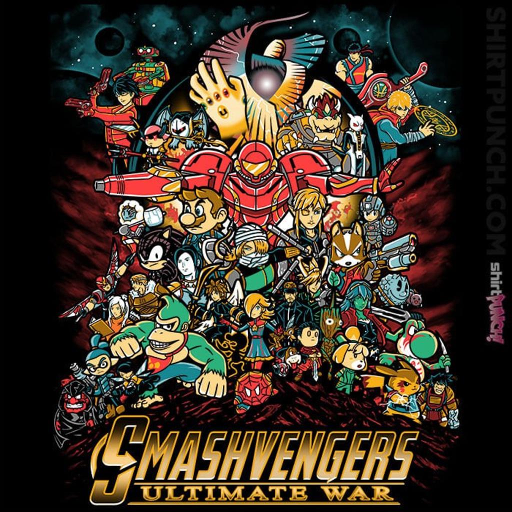 ShirtPunch: Ultimate War