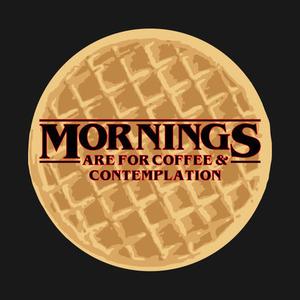 TeePublic: Coffee & Contemplation T-Shirt