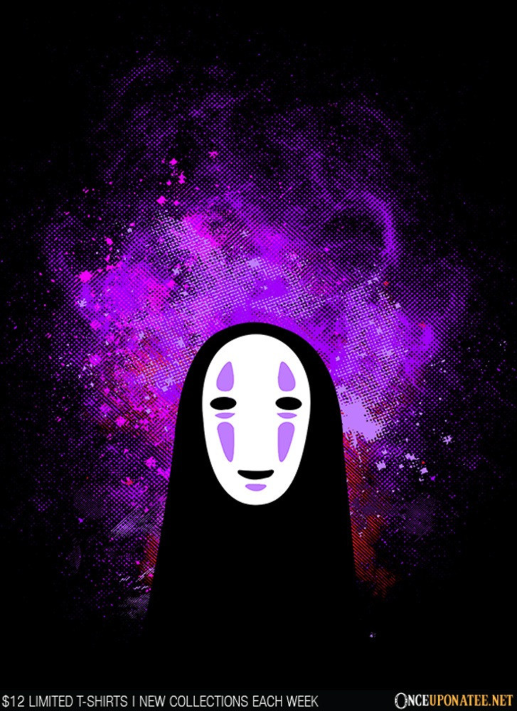 Once Upon a Tee: No Face Art