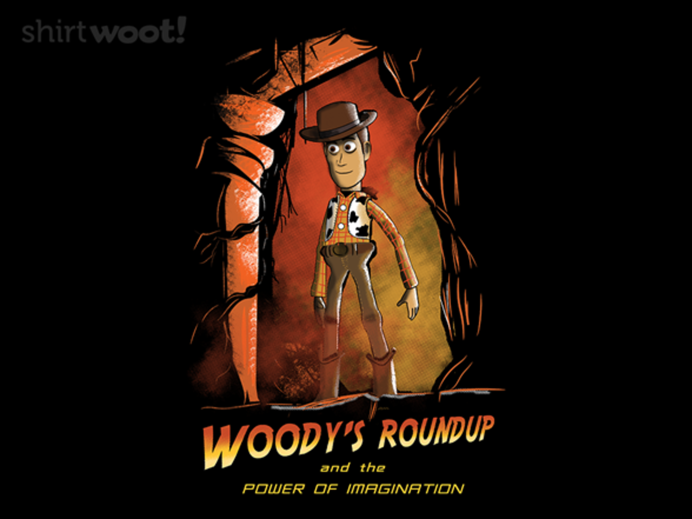 Woot!: Woody's Roundup and the Power of Imagination