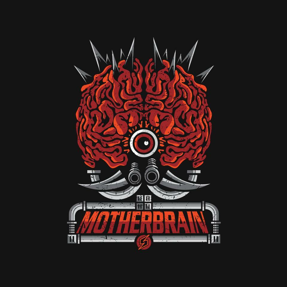 TeeFury: Motherbrain
