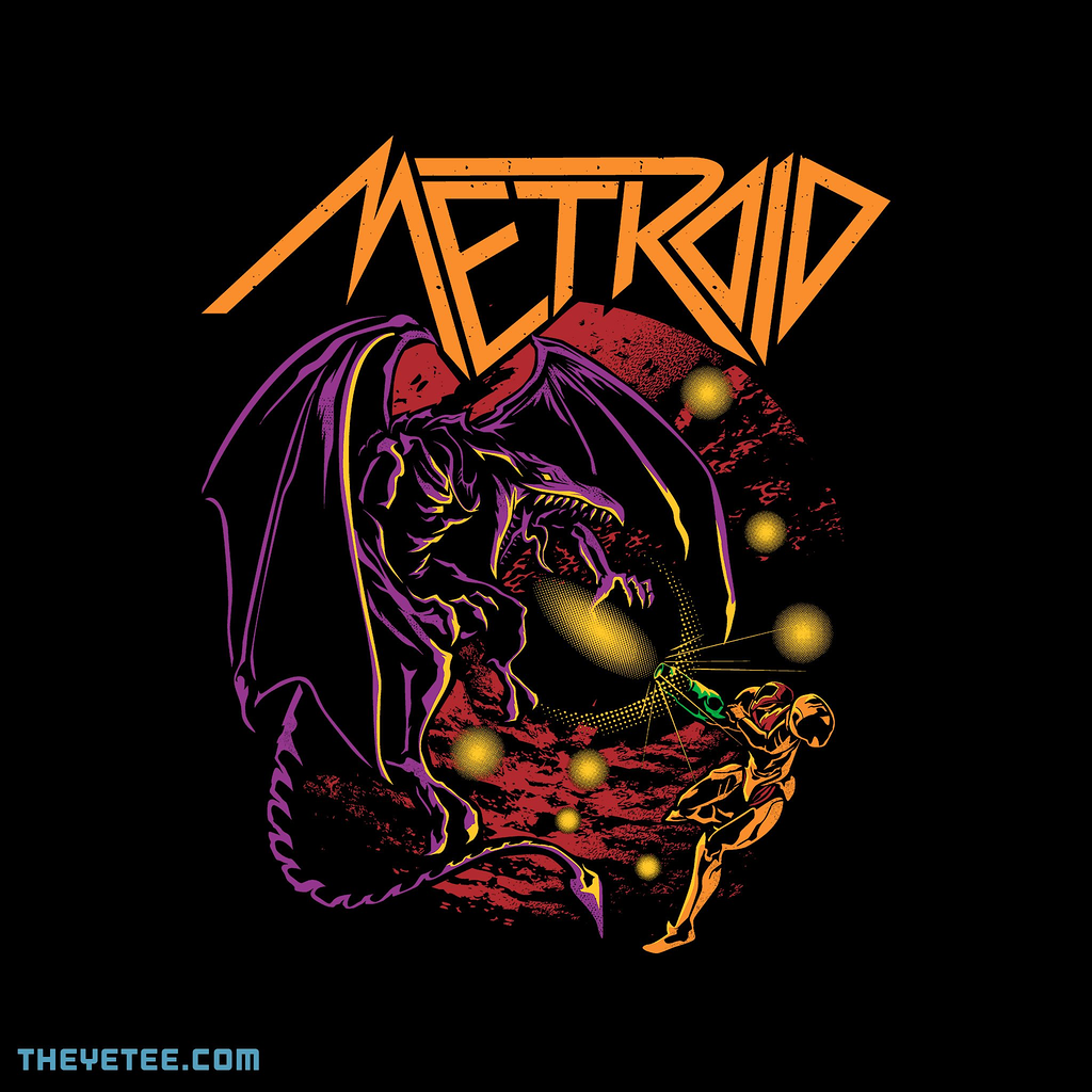 The Yetee: Space Dragon