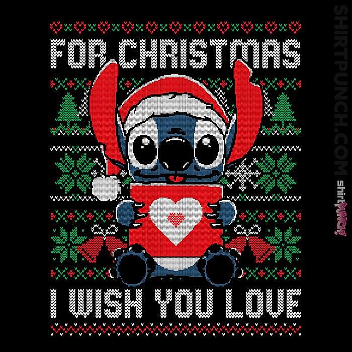 ShirtPunch: Christmas Love