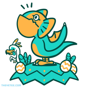 The Yetee: Big Jaw Baby