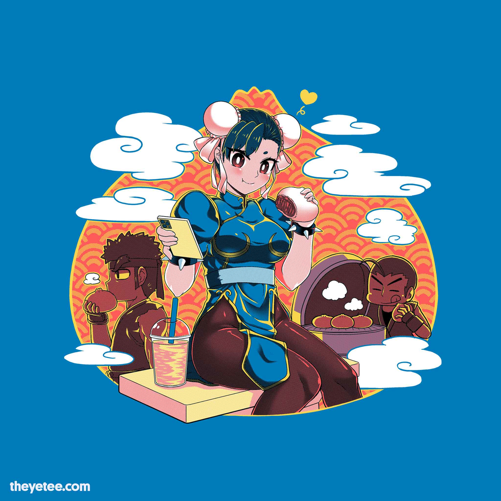 The Yetee: Carbo Loading