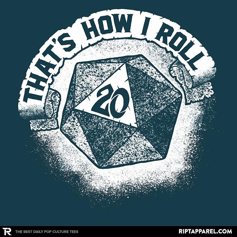 Ript: That's How I Roll