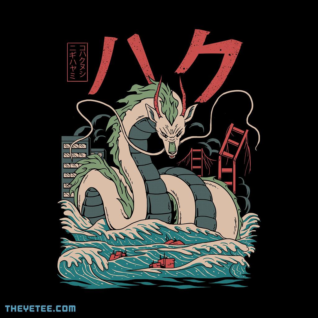 The Yetee: Haku Kaiju