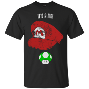 Pop-Up Tee: It's a me!