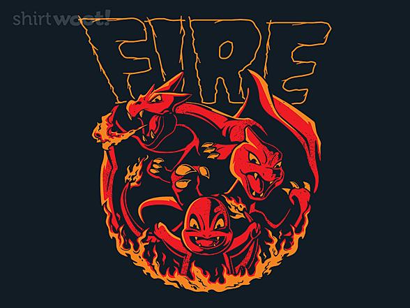 Woot!: Fire Type