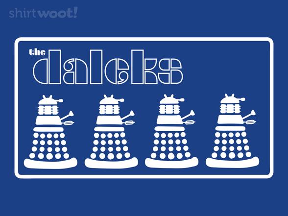 Woot!: The Daleks