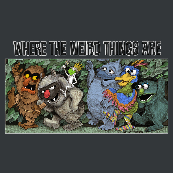 NeatoShop: Where the Weird Things Are