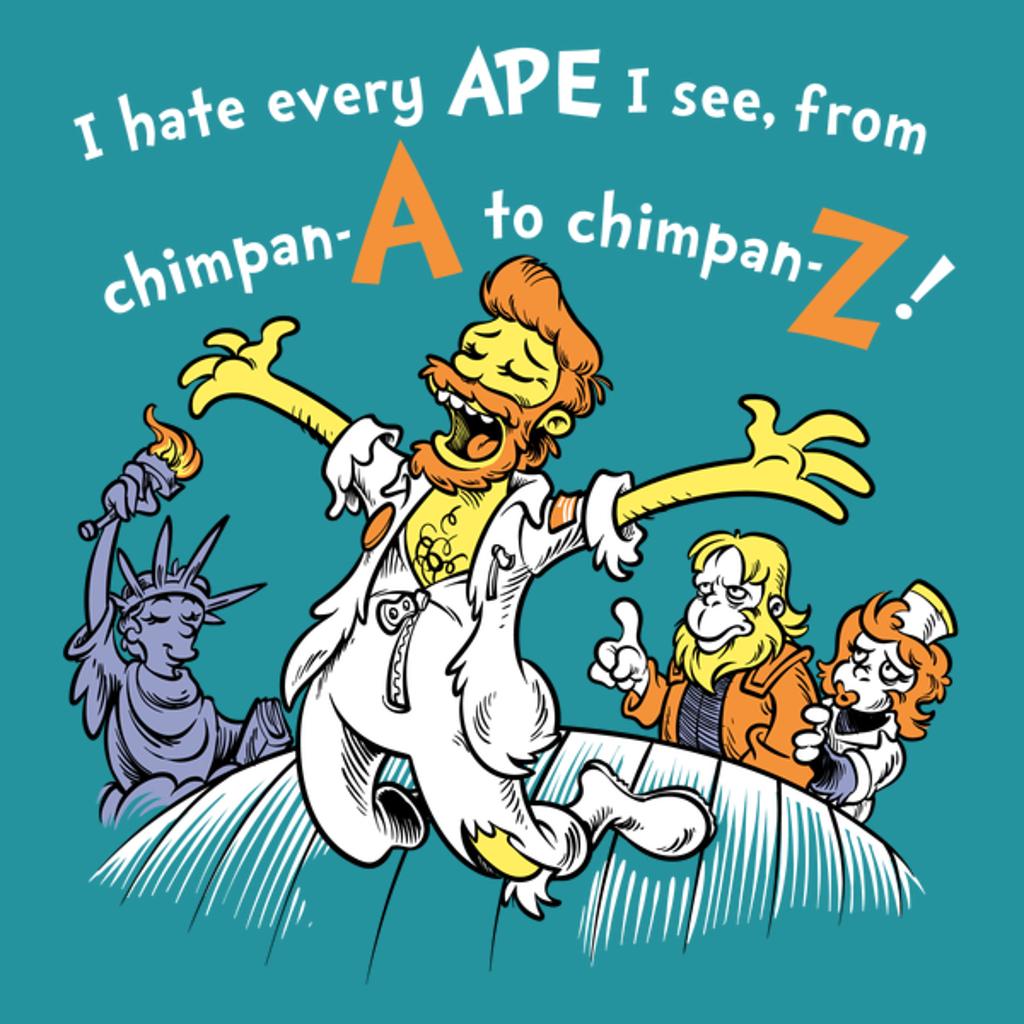 NeatoShop: I Hate Every Ape I See