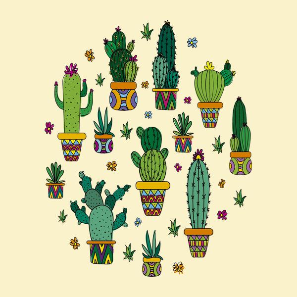 NeatoShop: Favorite Cactuses