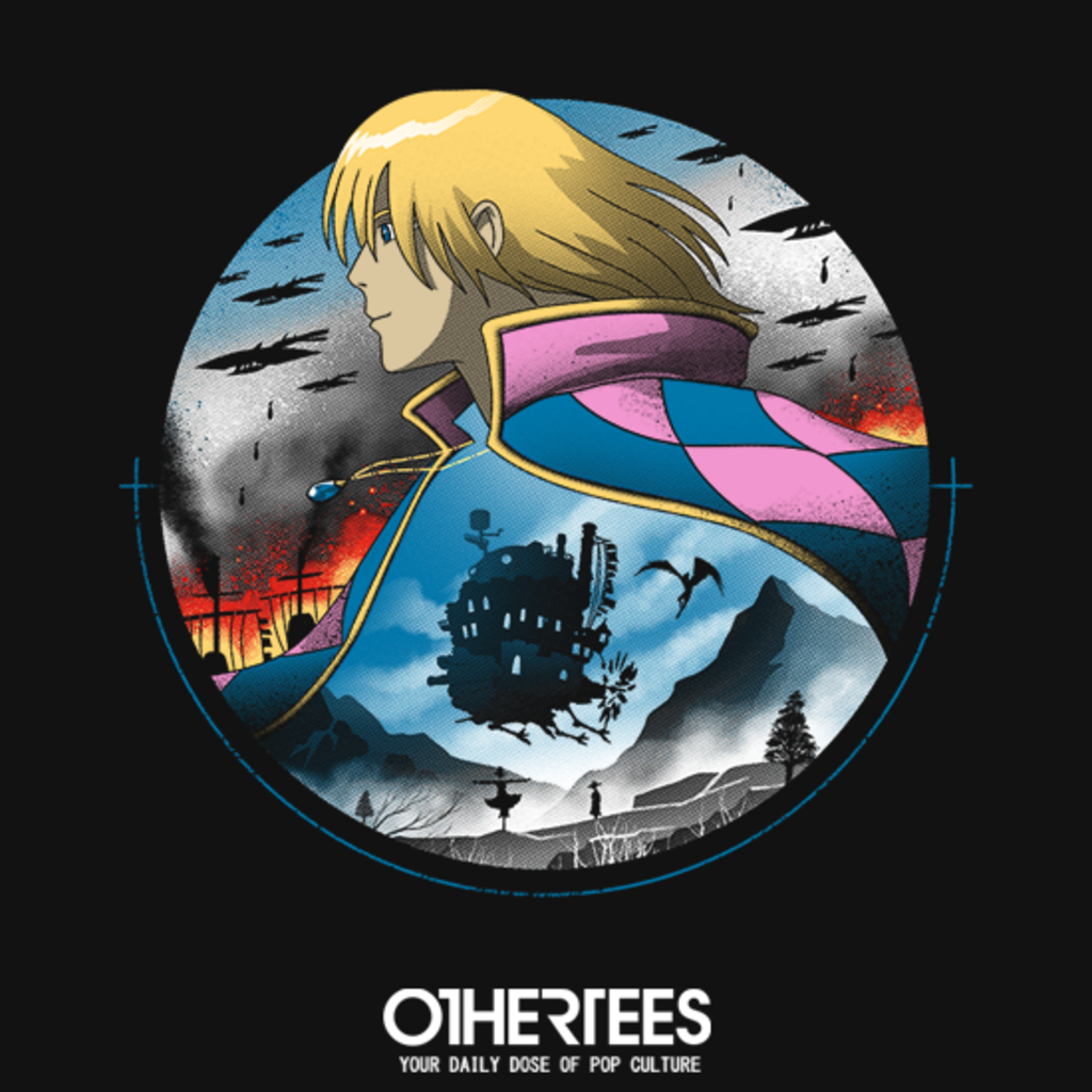 OtherTees: In the Midst of War