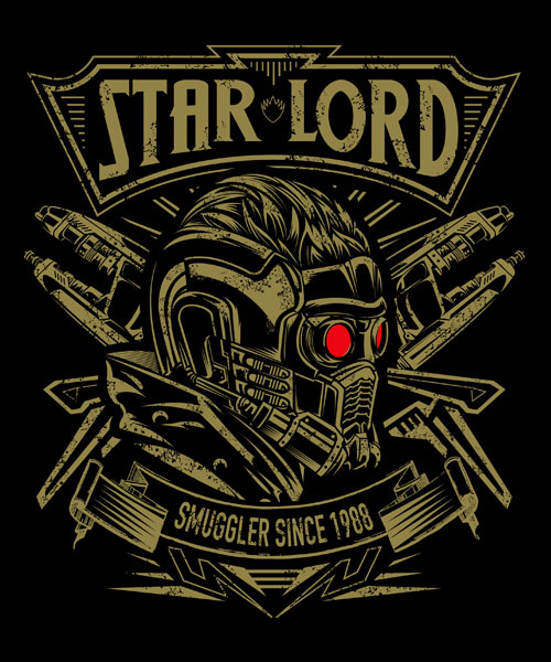EnTeeTee: Star Lord