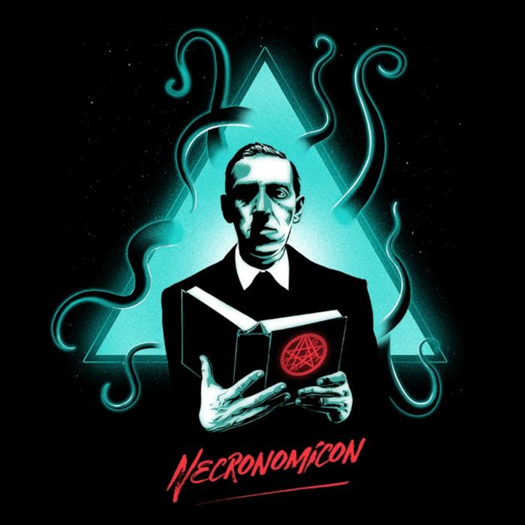 Once Upon a Tee: Necronomicon