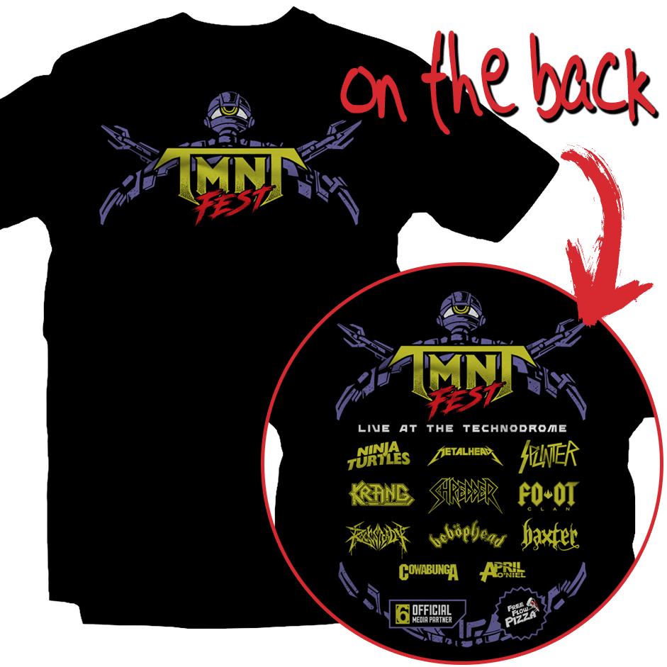 Draculabyte: TMNT Fest