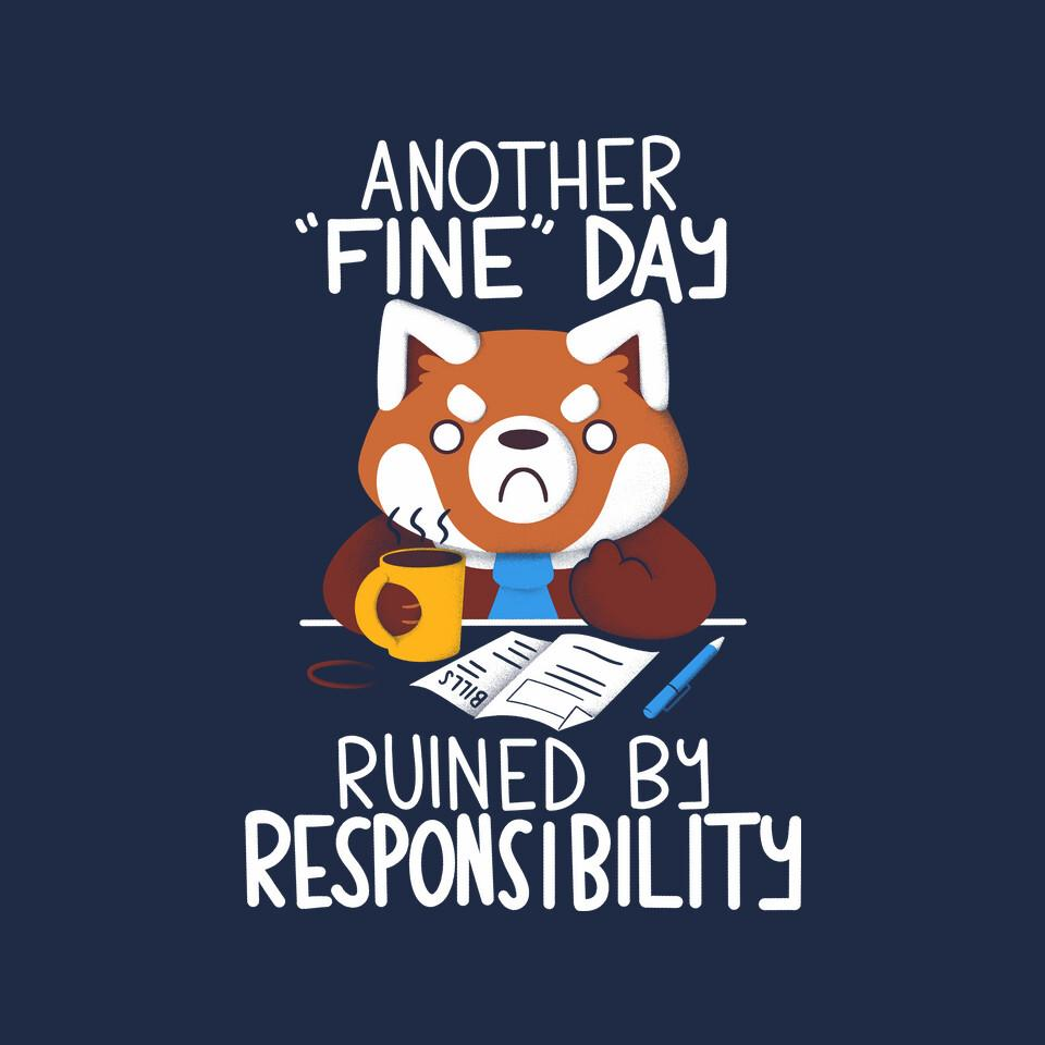TeeFury: Day Ruined
