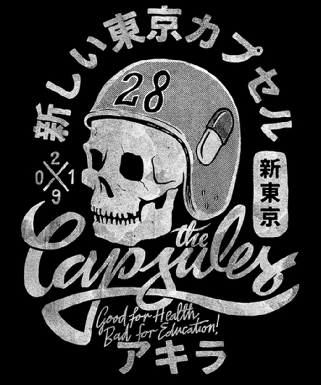 Qwertee: The Capsules
