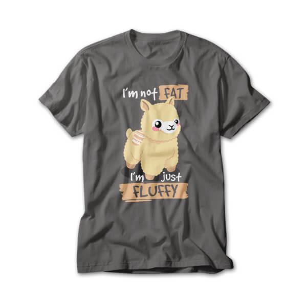 OtherTees: Alpaca just fluffy