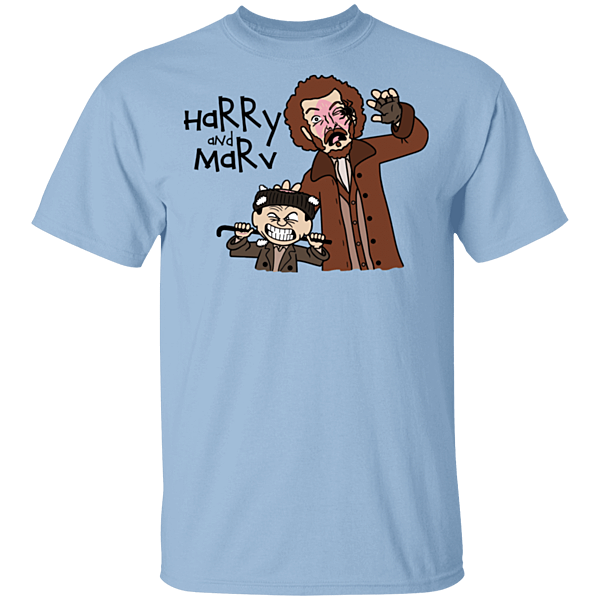 Pop-Up Tee: Harry and Marv