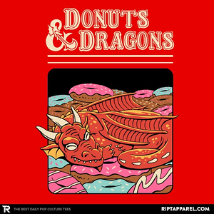Ript: Donuts and Dragons