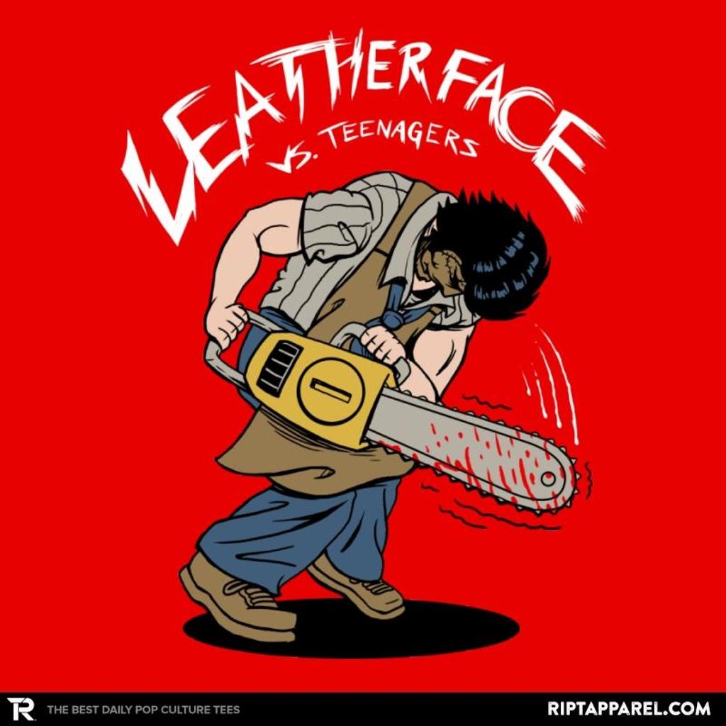 Ript: Leather vs Teenagers