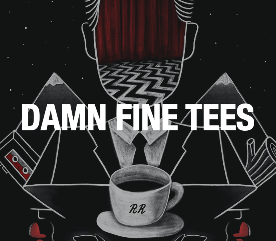 TeeFury: Damn Fine Tees Collection