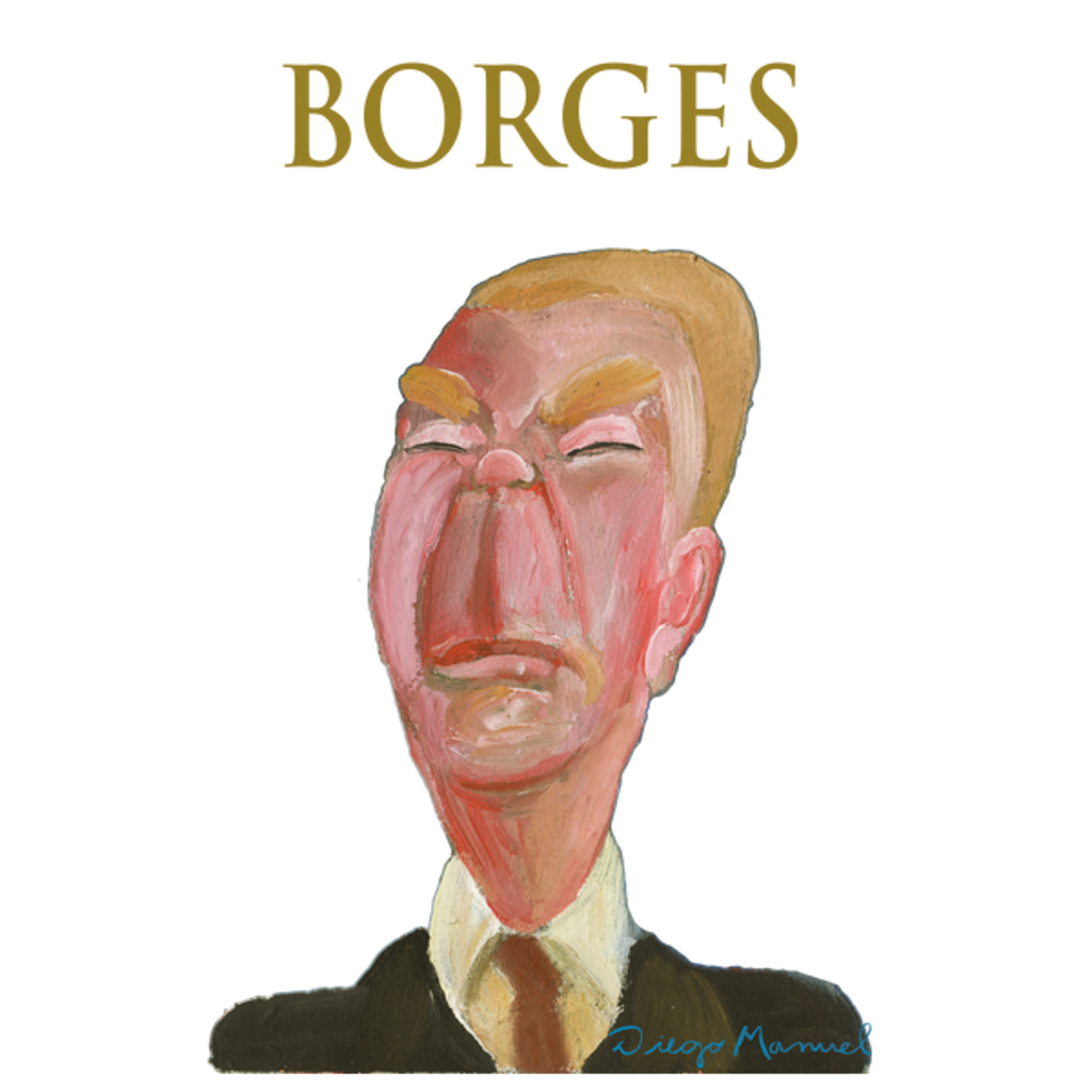 NeatoShop: Jorge Luis Borges portrait C