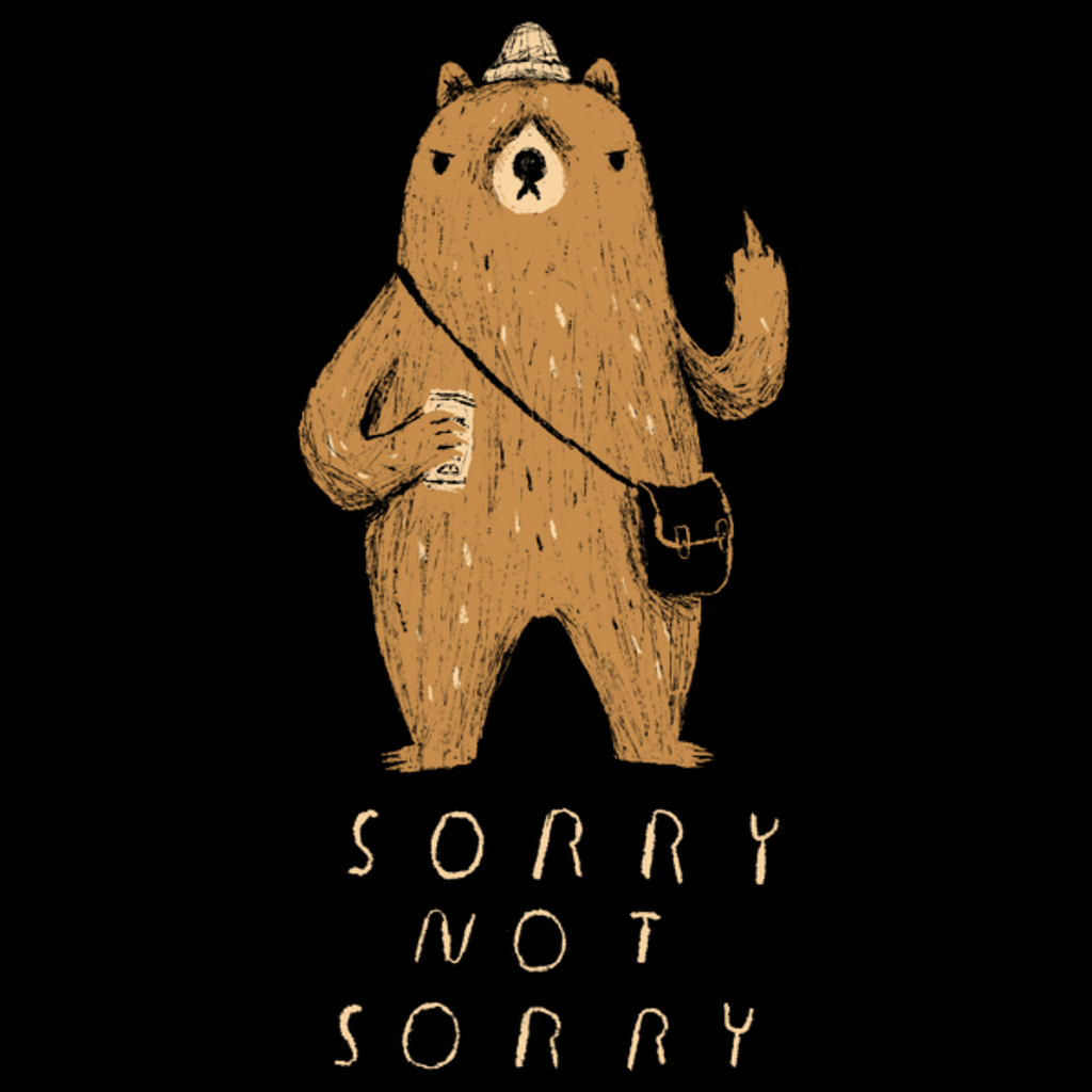 NeatoShop: sorry not sorry
