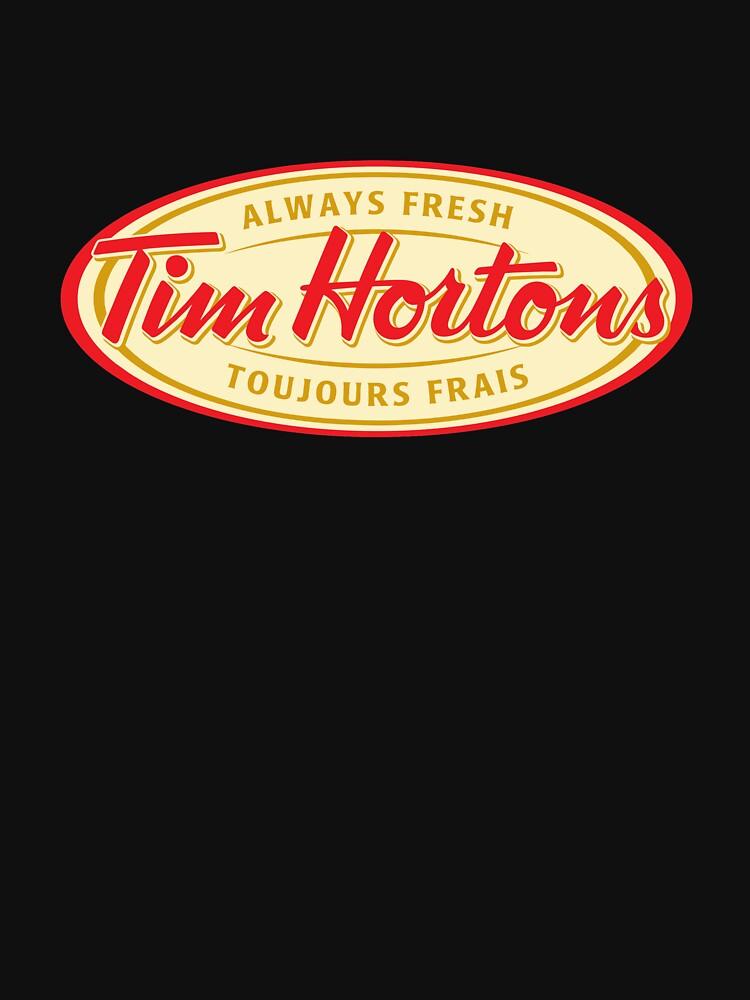 RedBubble: BEST SELLER Tim Hortons Merchandise