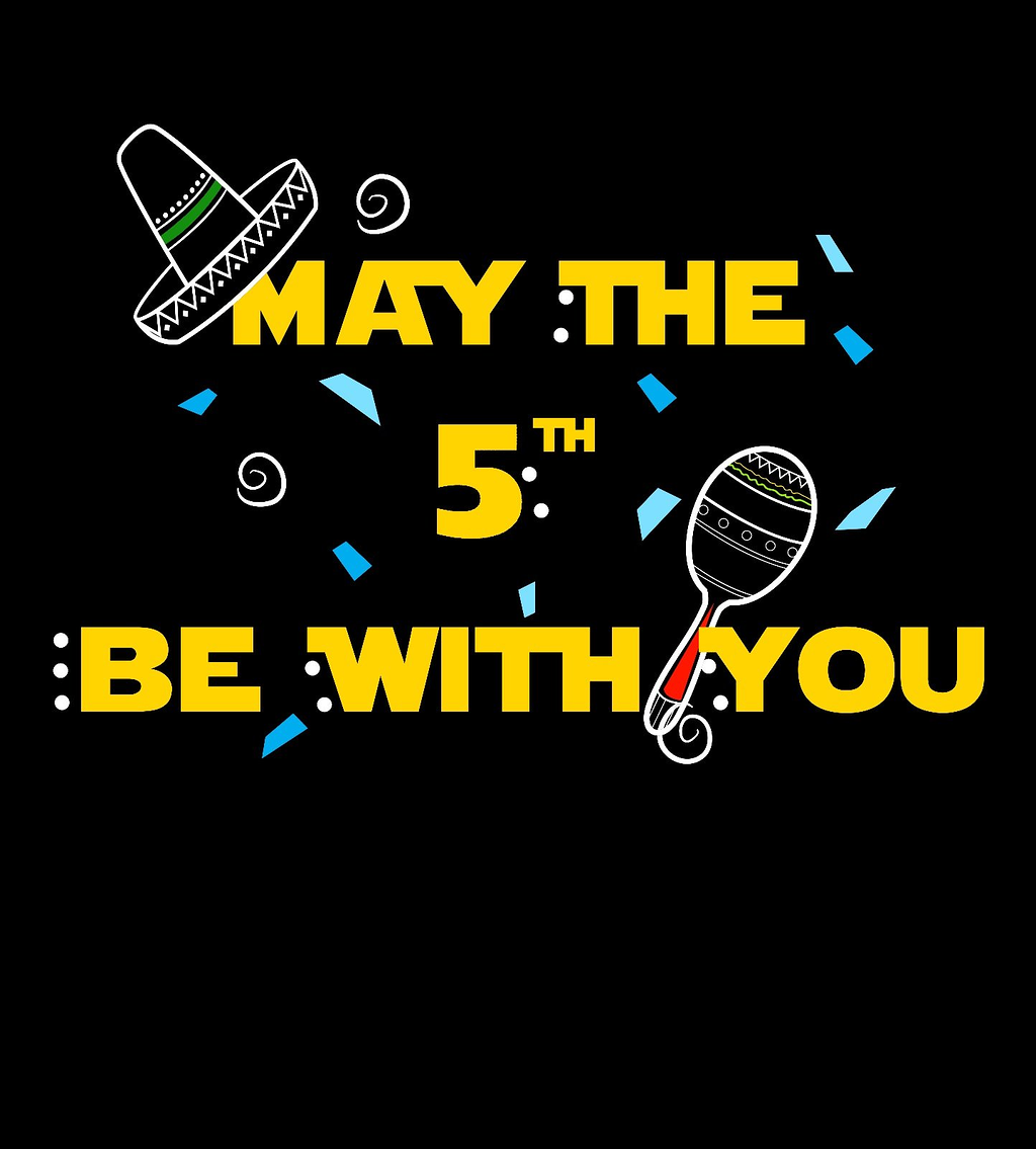 Shirt Battle: May The 5th