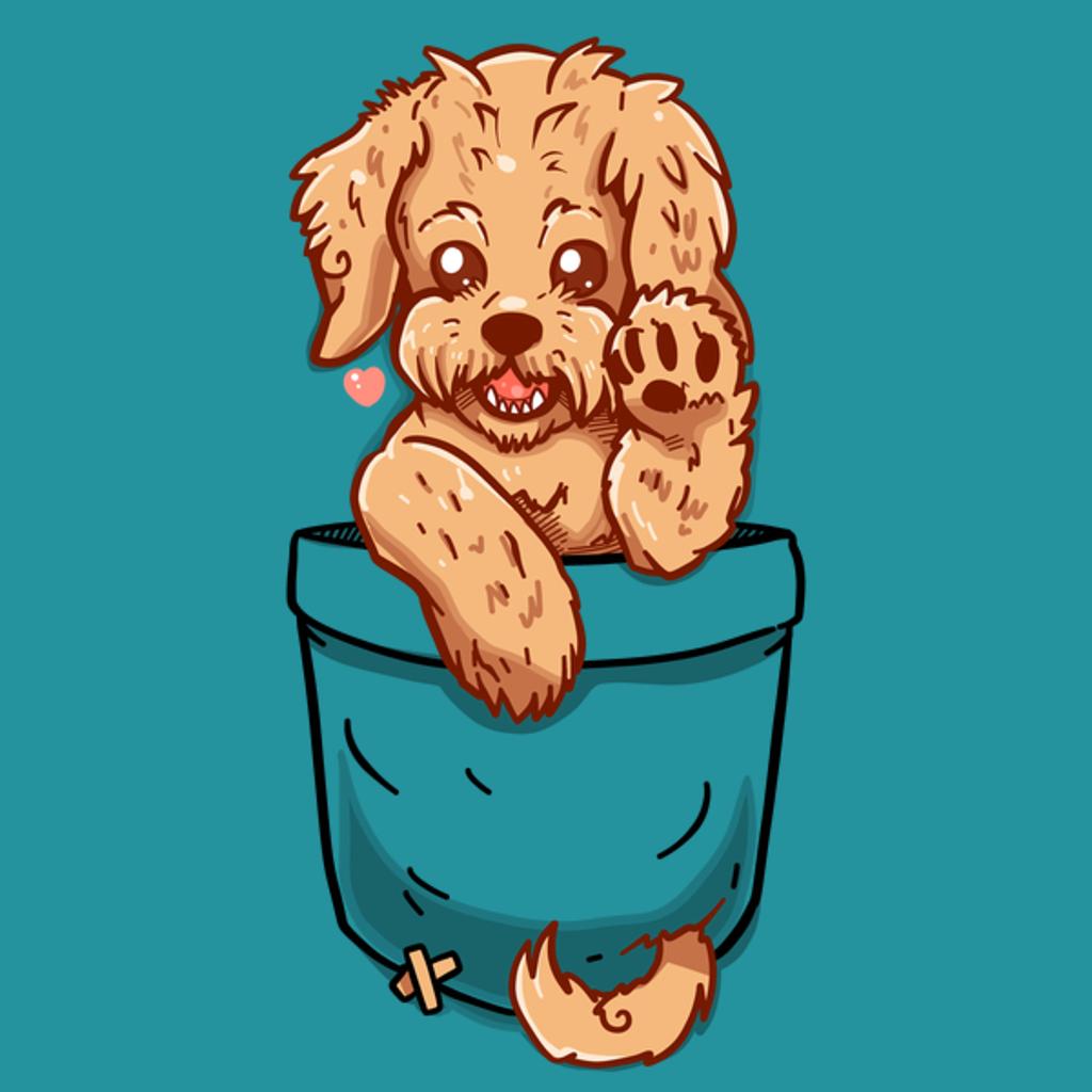 NeatoShop: Pocket Cute Labradoodle