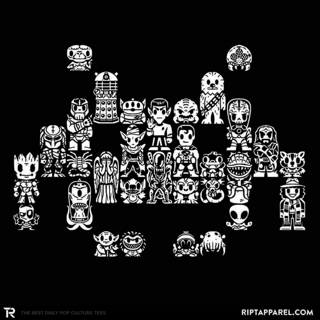 Ript: Galactic Invaders