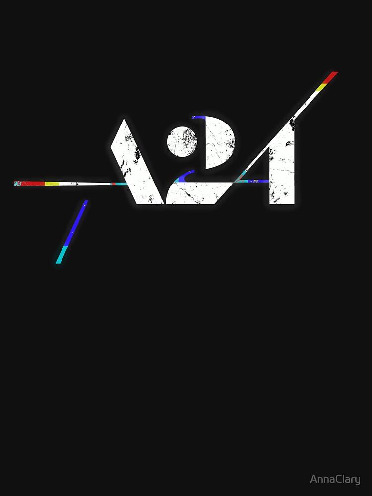 RedBubble: A24 Logo